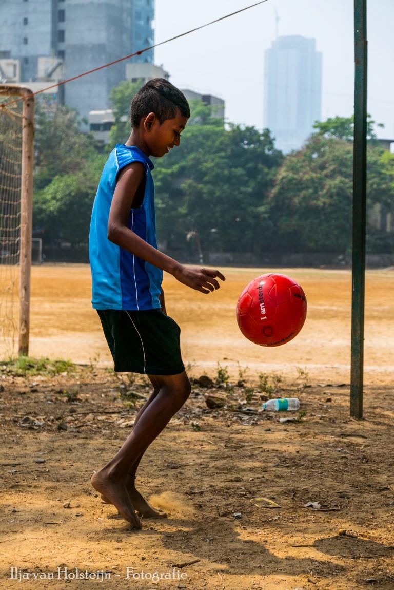 Boys in Mumbai